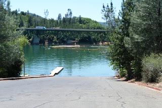 Antlers Boat Ramp