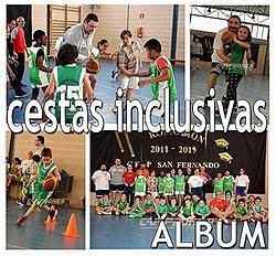 Baloncesto inclusivo en San Fernando