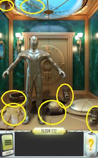 100 Locked Doors 2 soluzione livello 12 level 12