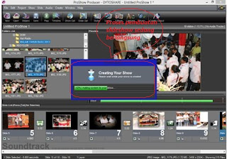 <img alt='proses pembuatan slideshow tergantung berapa banyak photo atau video yang kita add' src='http://2.bp.blogspot.com/-bZcSXpVpPyw/UP1e22iMikI/AAAAAAAAFZg/HHPTXY5znB8/s1600/Proses+pembuatan+slide.jpg'/>