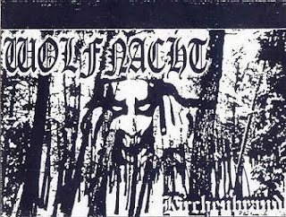 Wolfnacht - Kirchenbrand [Demo] (1999)