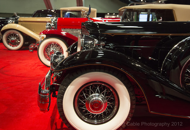 Jeff cable 39 s blog san francisco auto show the city at night for San francisco motor show