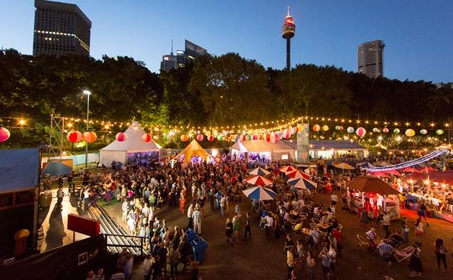 What's On in Sydney - Vivid Sydney 2015, Sydney Film Festival & More
