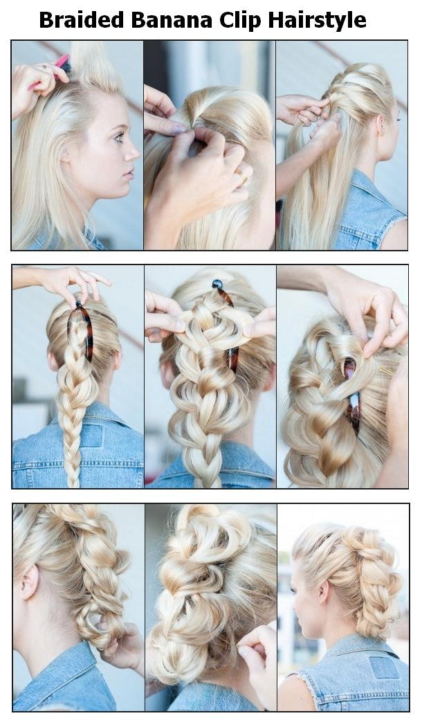 Top 10 Picture Of Banana Clip Hairstyles Floyd Donaldson Journal
