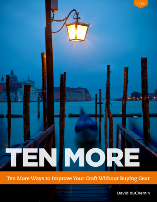 Copertina dell'ebook Ten more di David duChemin
