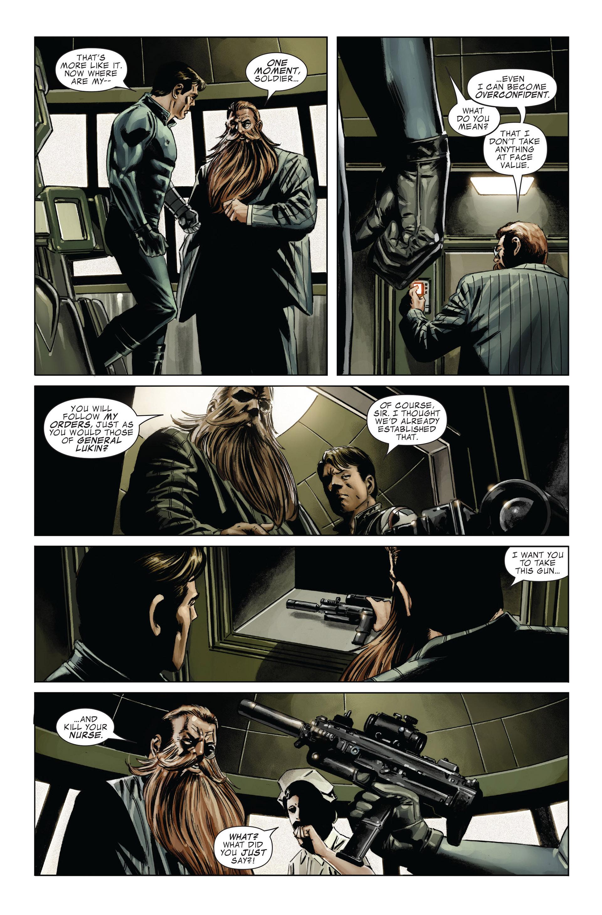 Captain America (2005) Issue #31 #31 - English 23