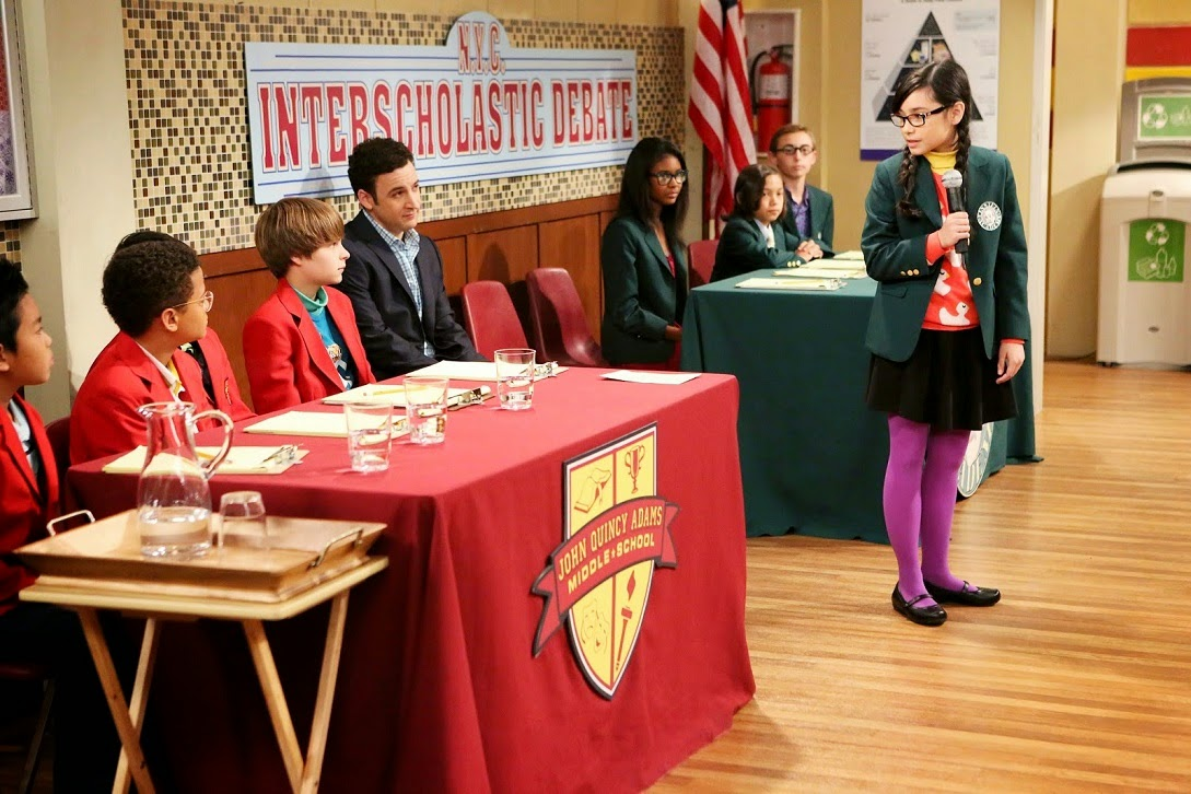 "Girl Meets World - Episode 1.08 - Review: ""Beauty is skin deep"""