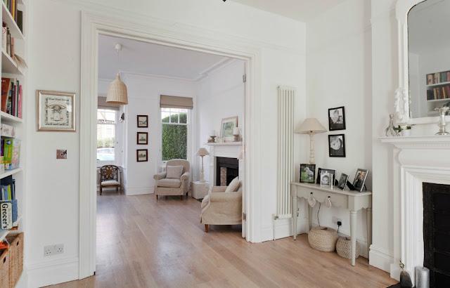 Una casa nel cambridgeshire home shabby home for Case francesi arredamento