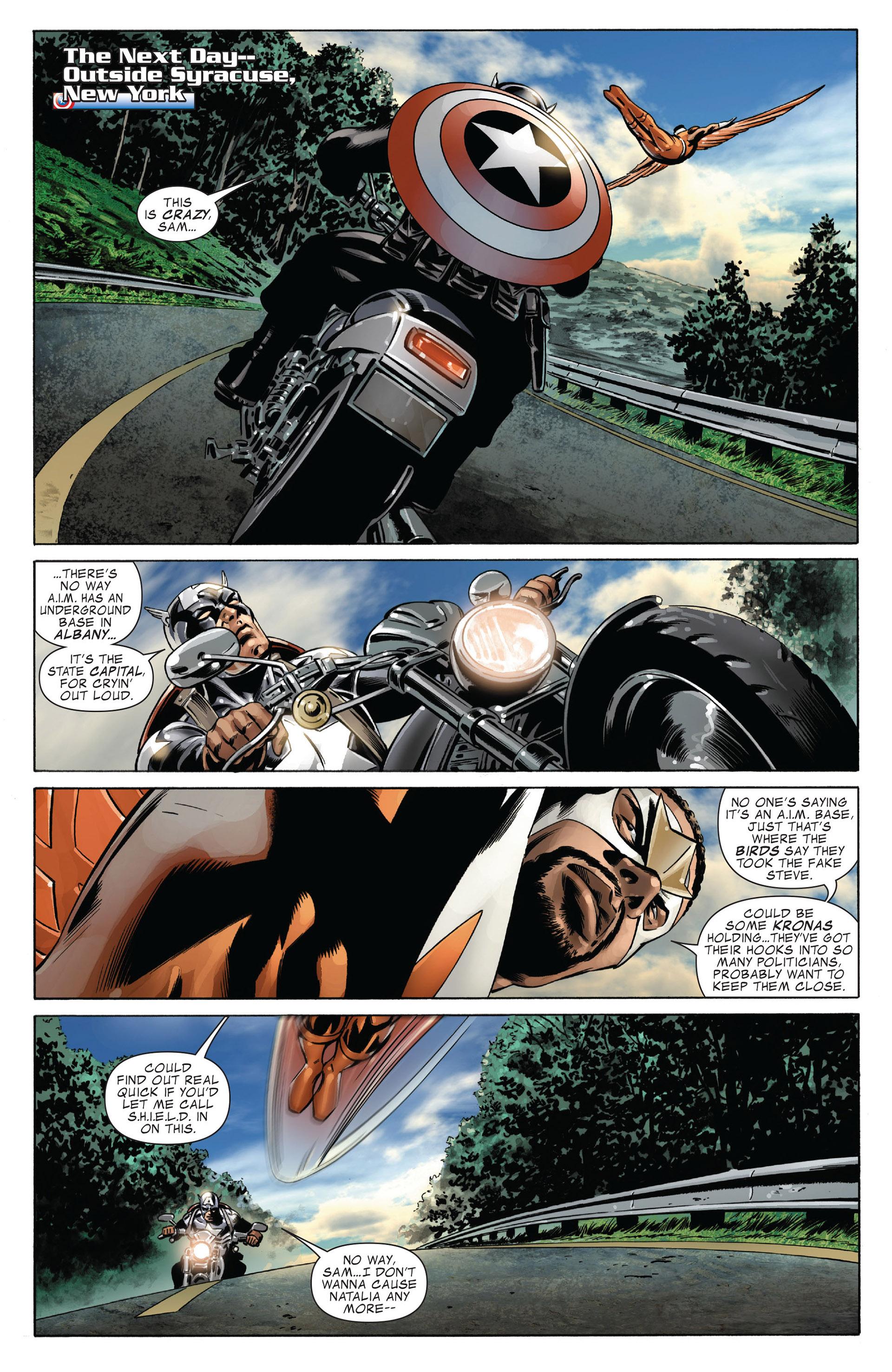 Captain America (2005) Issue #41 #41 - English 11