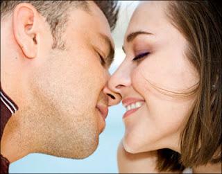 cara ciuman yang di sukai pria