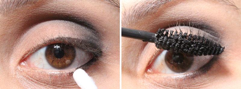 8 Tutorial de Maquiagem: sombra preta para o dia!