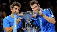 Marcel Granollers y Marc López, campeones de la Copa de Maestros