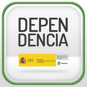 Logotipo de la aplicación para móviles y tabletas: App Dependencia