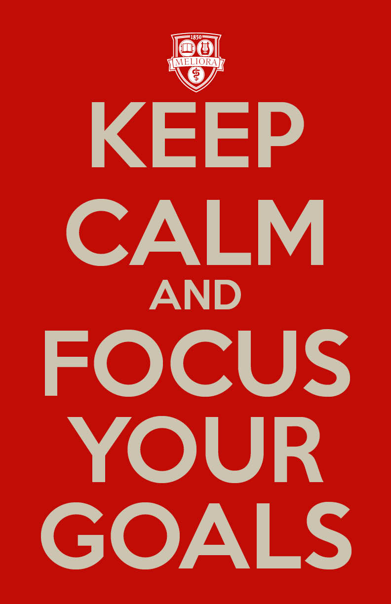 university of rochester career internship digest seniors keep seniors keep calm and focus your goals