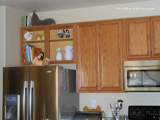 shabby redo for you kitchen cabinet diy
