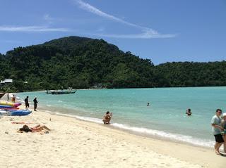 Loh Dalum Beach Phi Phi