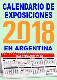 Calendario 2018 completo