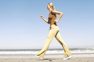 Olahraga Jalan Cepat Dapat Meningkatkan Daya Ingat