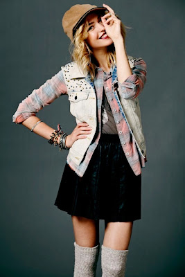Lookbook Free People agosto 2012