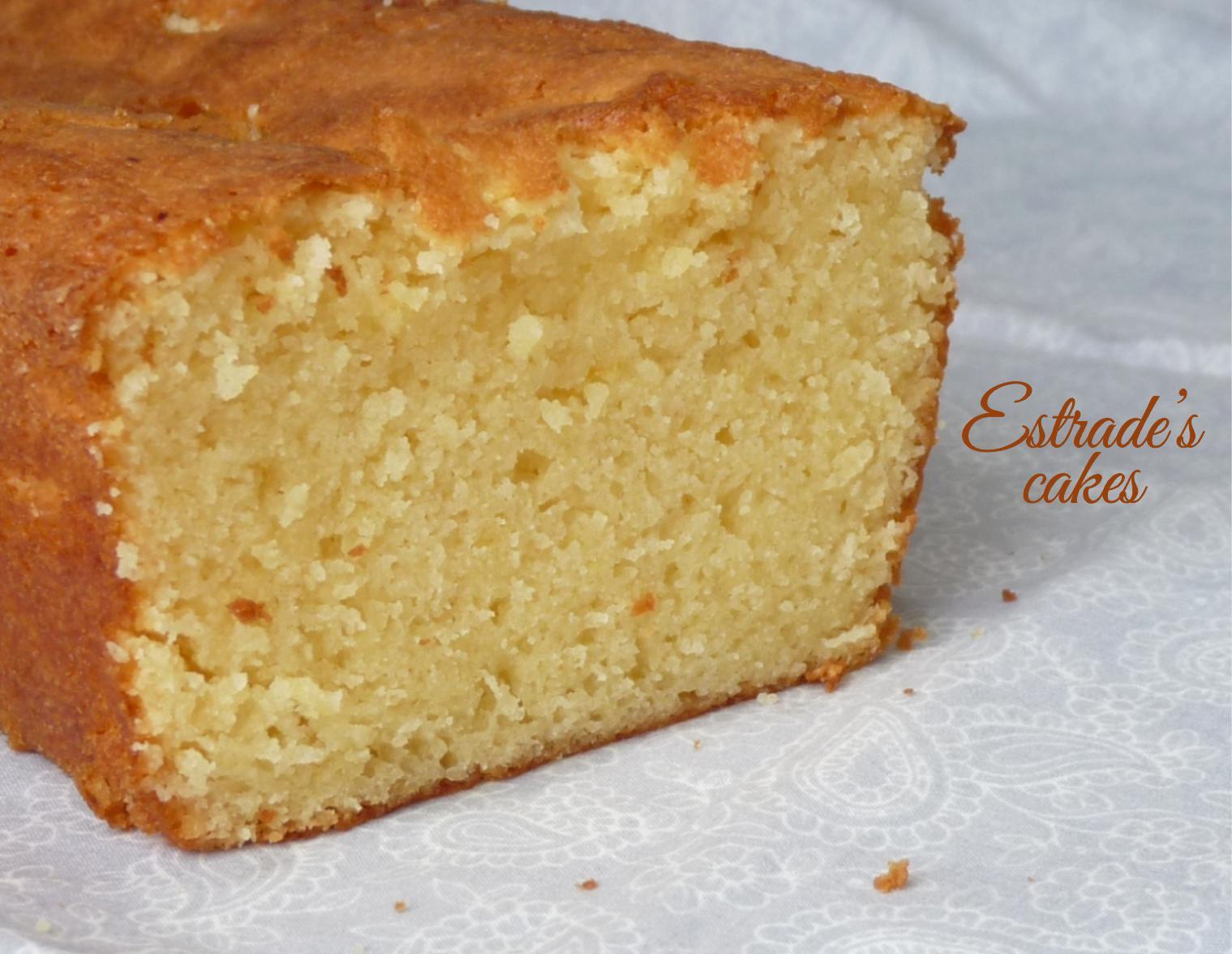 receta de bizcocho limón Ritz Carlton Cooking School - 3