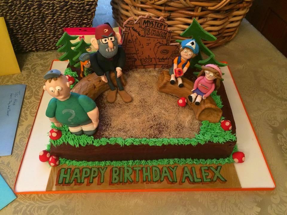 Gravity Falls I Do Cakes