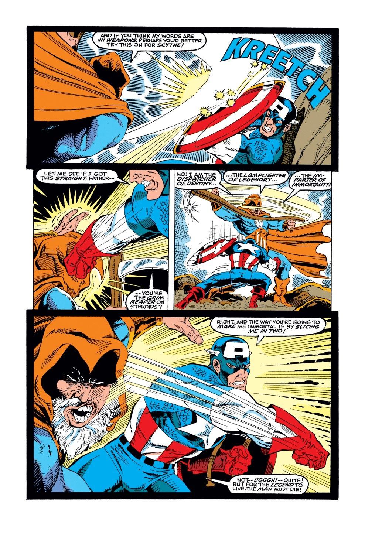 Captain America (1968) Issue #383 #316 - English 22