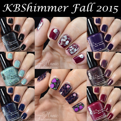 KBShimmer Fall Collection 2015