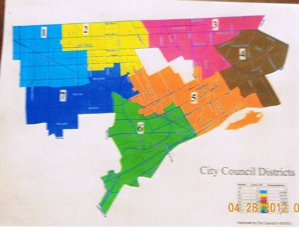 Detroit Council District 6