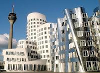 Edificios de Frank O. Gehry en Düsseldorf