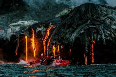 kayak gunung berapi
