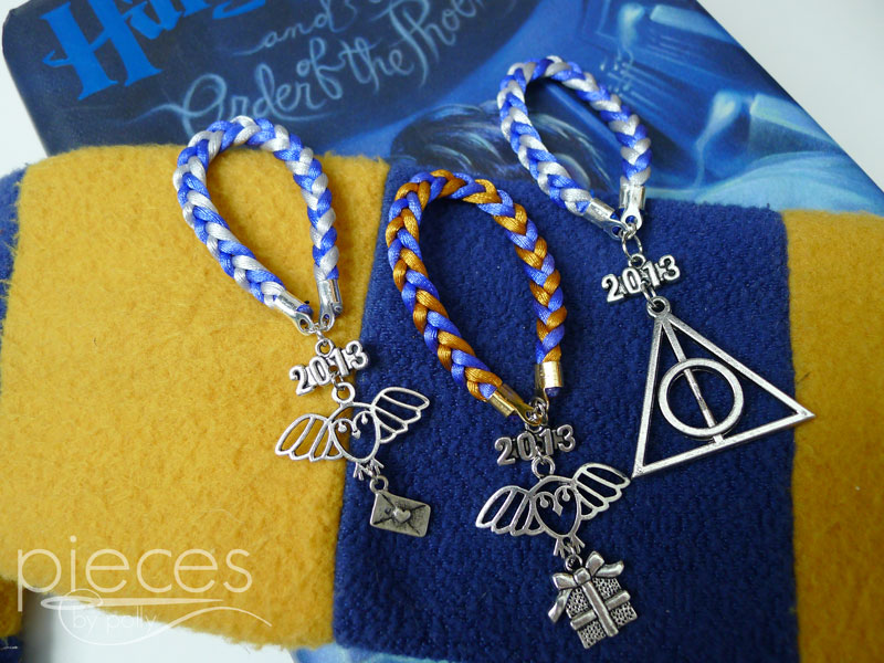 Pieces by Polly: Harry Potter Christmas Ornaments & Stocking Stuffers