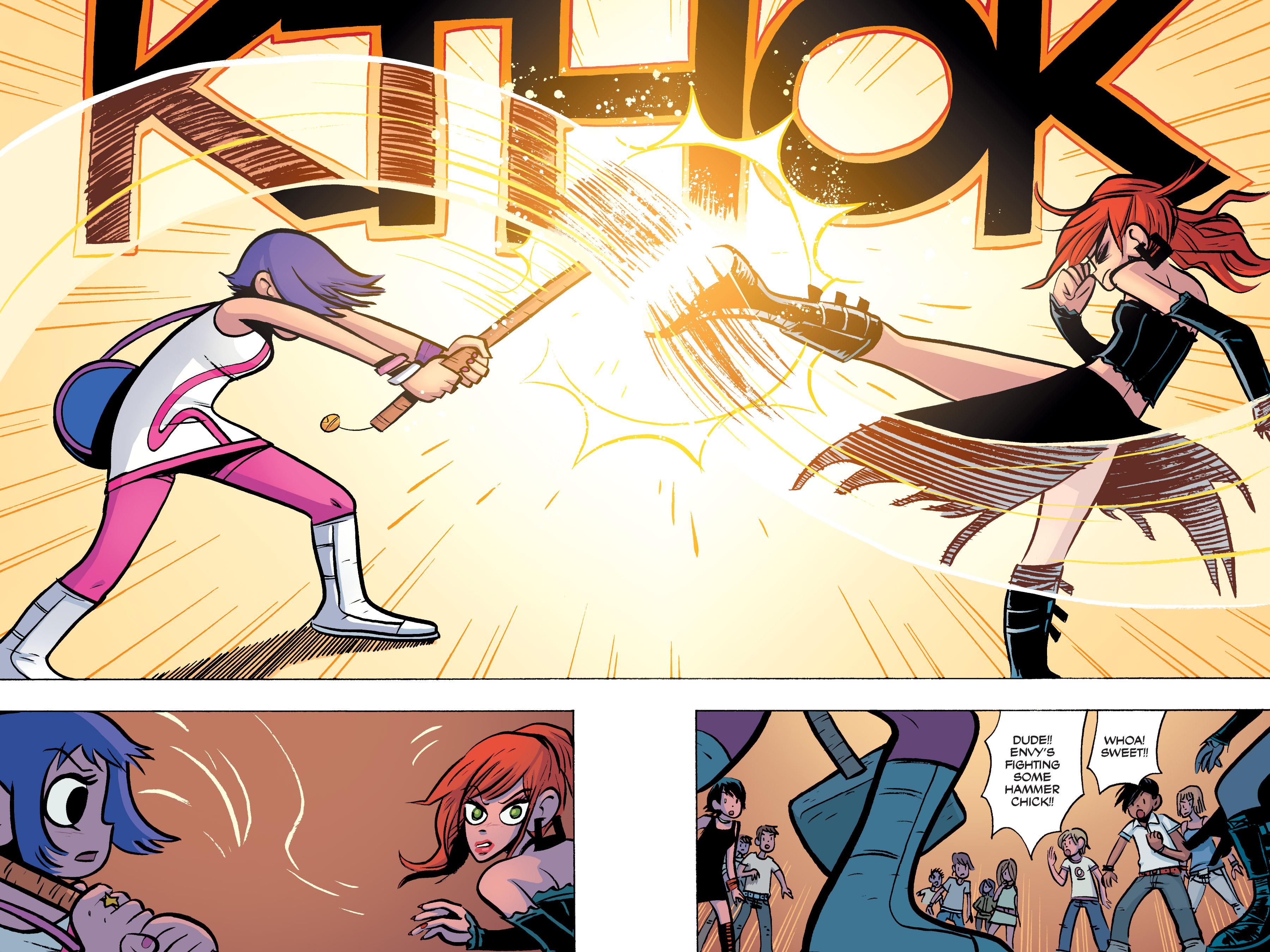 Read online Scott Pilgrim comic -  Issue #3 - 122