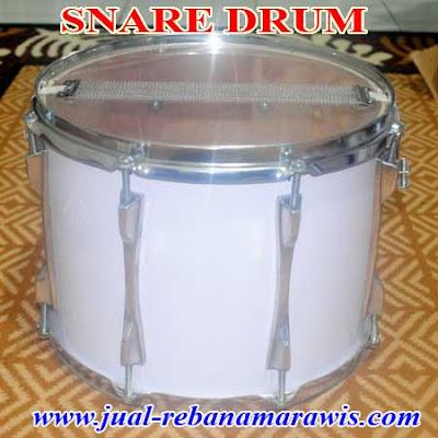 Standard Snare Drum (bawah)