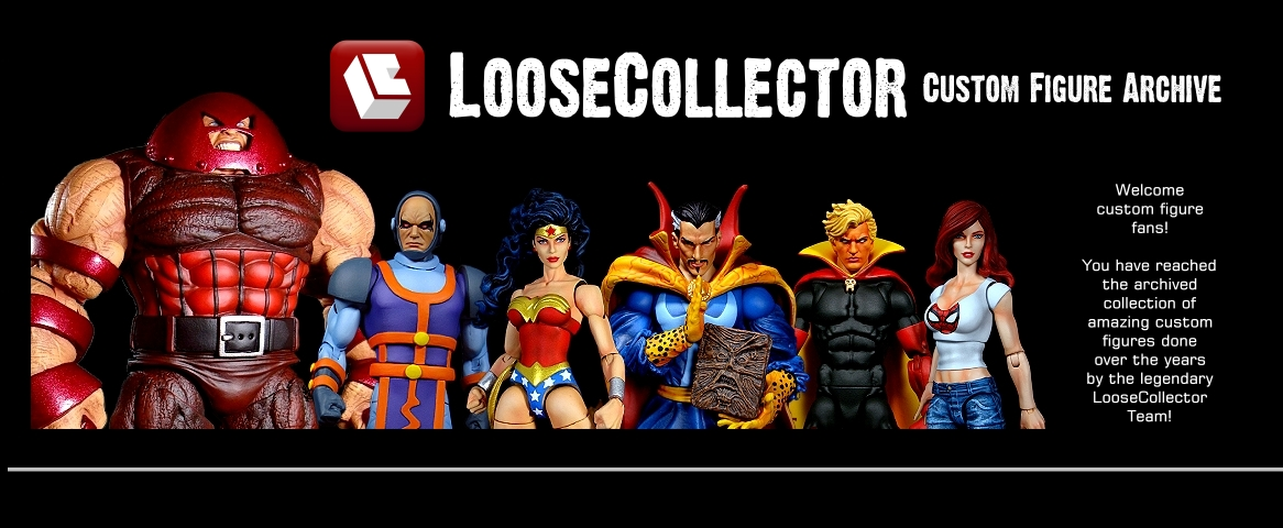 Loosecollector Custom Figures Archive