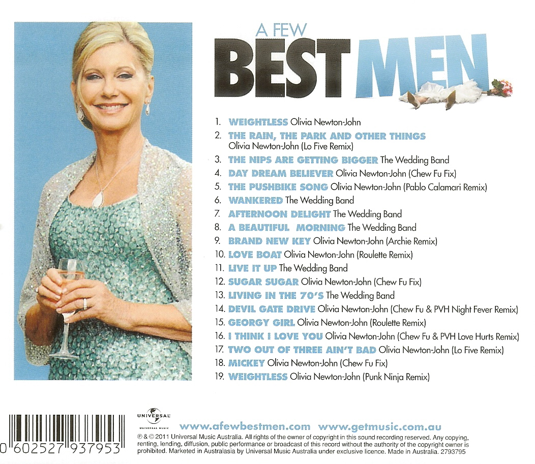 Few best men cd