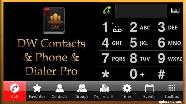 DW Contacts & Phone & Dialer v2.4.1.1 pro APK