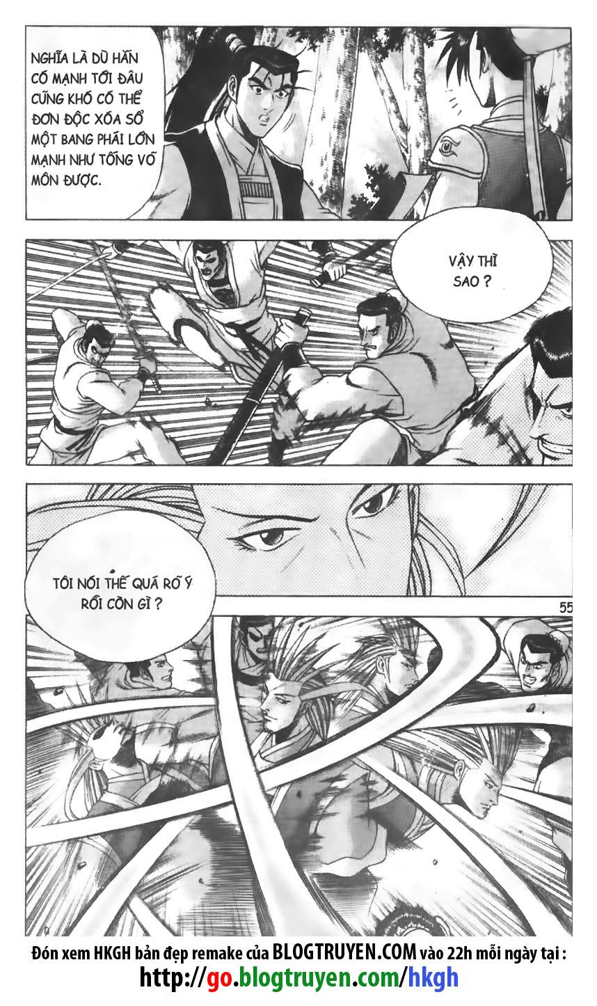 Hiệp Khách Giang Hồ chap 196 page 3 - IZTruyenTranh.com