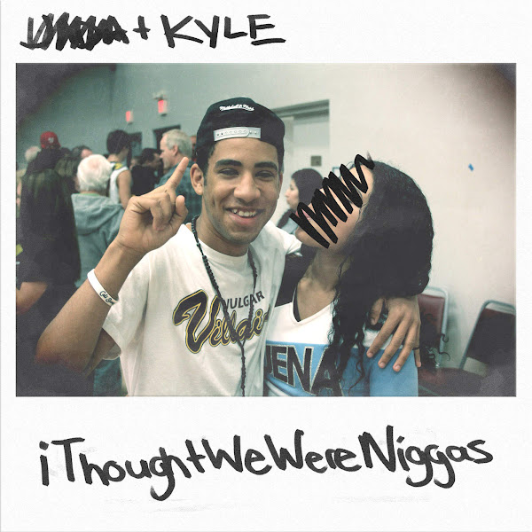Kyle - I Thought - Single Cover