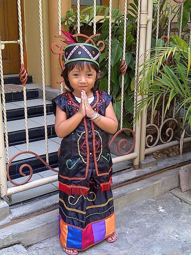 Anak Princess Disney, Kostum Natal, Kostum hewan, Baju Adat / Negara