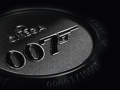 Omega Seamaster Watch 007 Logo HD Desktop Wallpaper
