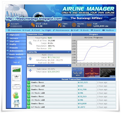 Airline Manager 3 For PC (Windows & MAC)