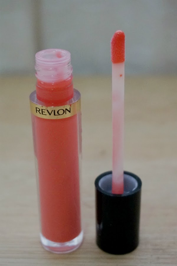 Revlon Super Lustrous Lip Gloss in 245 Pango Peach