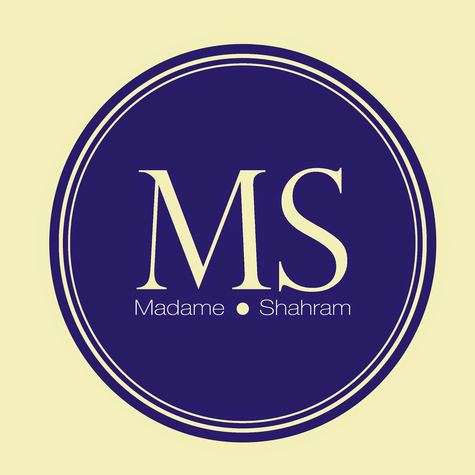 My Online Shop | Madame Shahram