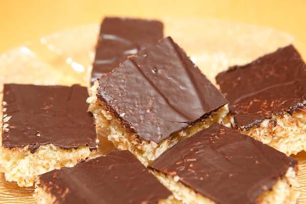 mörk choklad lchf