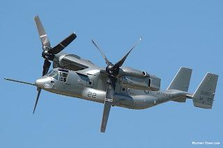 Tiltrotor Aircraft.