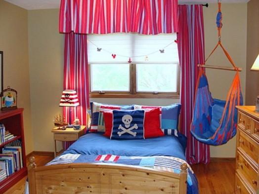 Dormitorios infantiles estilo n utico dormitorios con estilo - Cuartos infantiles nino ...