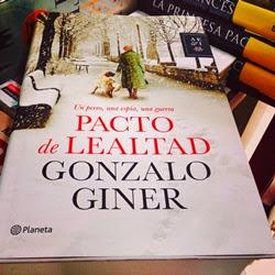 """""""PACTO DE LEALTAD"""", de Gonzalo GINER (2014)"""
