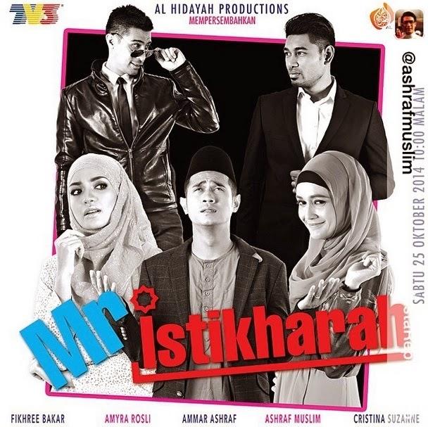 Cerekarama Mr Istikharah TV3