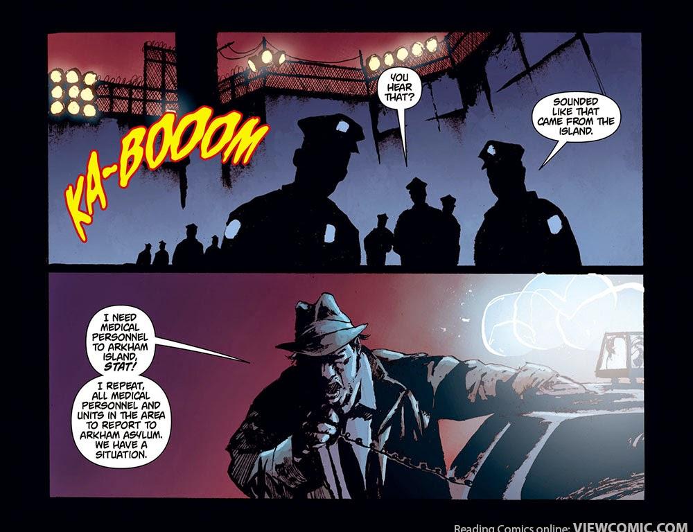 Бэтмен - убийственная шутка (batman: the killing joke): мы должны ему доказать, что мы правы