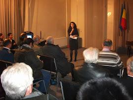 Aniversarea Unirii Principatelor la Muzeul de Istorie, Piatra Neamţ, 24.01.2014..